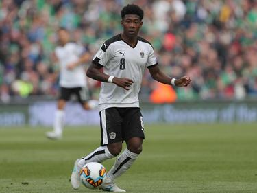 Das 1:1 gegen Irland liegt David Alaba noch immer im Magen