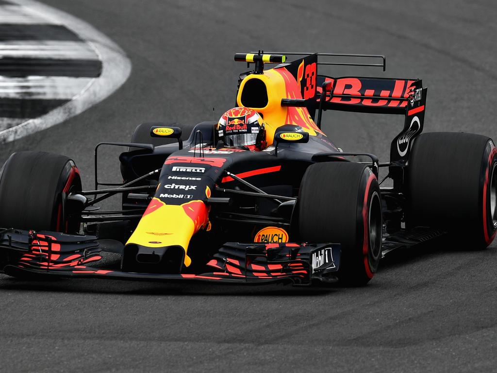 Daniel Ricciardo und Red Bull müssen noch einiges tun, um wieder zu brillieren