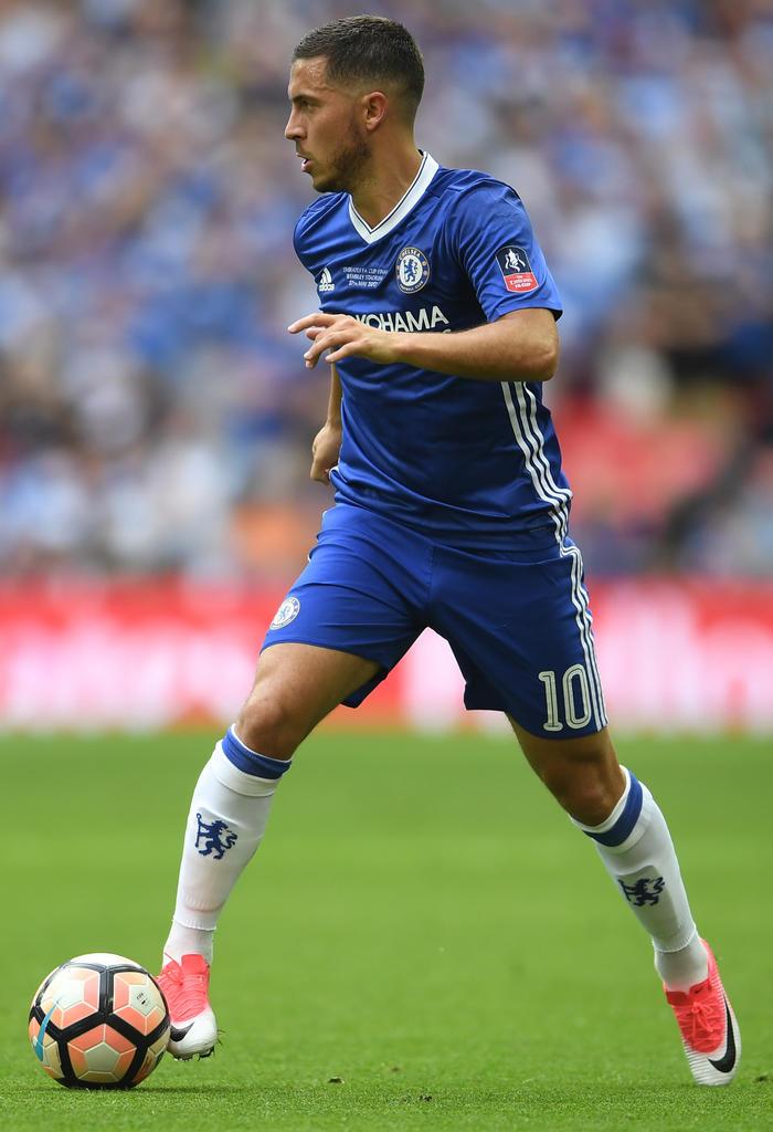 Eden Hazard (FC Chelsea)