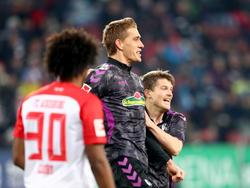 Nils Petersen dementiert die Gerüchte um einen Bayern-Wechsel
