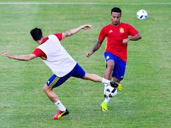 Thiago Alcántara wurde für die spanische Nationalmannschaft nominiert