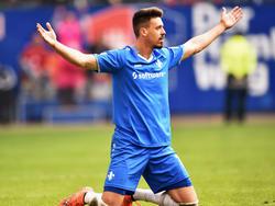Sandro Wagner will den SV Darmstadt verlassen