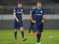 Hasan Ülker verlängert bei Hansa Rostock