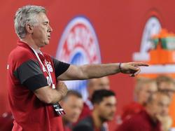 Carlo Ancelotti sieht die explodierenden Marktpreise gelassen