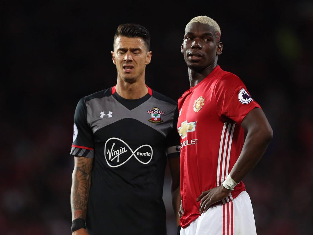 Fonte y Pogba (Foto: Getty)