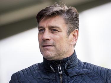KSC-Sportdirektor Oliver Kreuzer sucht einen Nachfolger für den freigestellten Trainer Tomas Oral