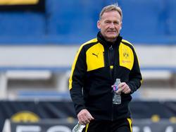 Geschäftsführer Watzke sieht Götze beim BVB im Soll