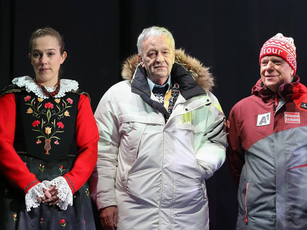 FIS-Chef Gian Franco Kasper lobt die WM in St. Moritz