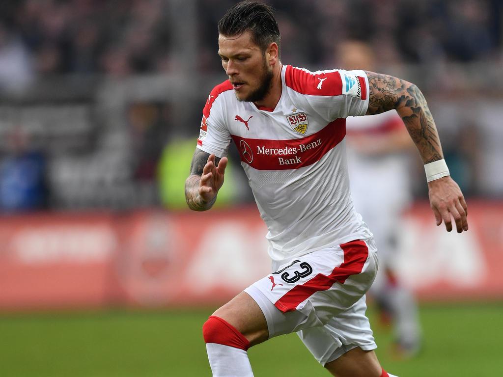 Daniel Ginczek spielte bereits einige Zeit in der Bundesliga