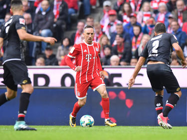 Hatte ein Mega-Angebot aus China: Bayern-Star Franck Ribéry