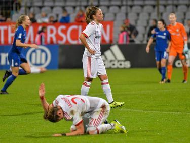 Die Frauen des FC Bayern sind in der Champions League vorzeitig gescheitert