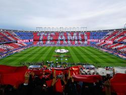 Das altehrwürdige Estadio Vincente Calderon hat ausgedient