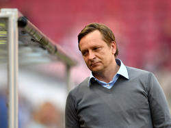 Horst Heldt ist der Sportchef von Hannover 96