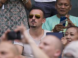 Josip Drmić muss weiterhin als Zuschauer die Spiele der Borussia verfolgen