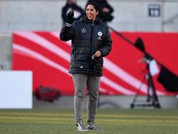 Jones will mit den deutschen Frauen Europameister werden