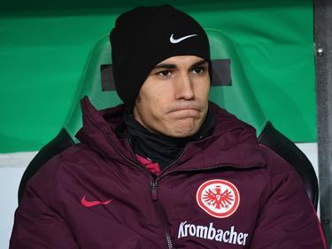 Jesús Vallejo wird der Eintracht am Samstag gegen Berlin nicht zur Verfügung stehen