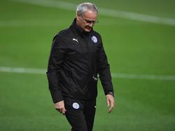 Claudio Ranieri hat sich zu seinem Aus bei Leicester City geäußert