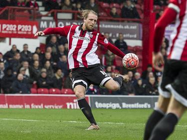 Seit 2015 spielte Philipp Hofmann beim FC Brentford