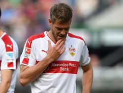 Simon Terodde und der VfB Stuttgart unterliegen Heidenheim