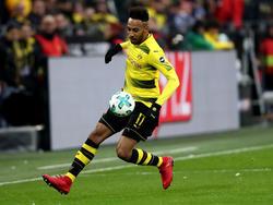 Pierre-Emerick Aubameyang steht beim BVB bis 2021 unter Vertrag