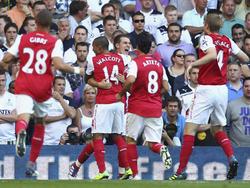 Arsenal in der Krise