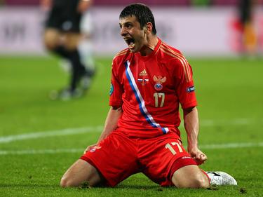 Alan Dzagoev fehlt Russland bei der EM
