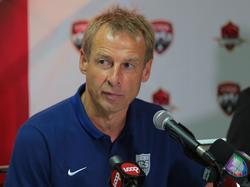 Jürgen Klinsmanns Team testet gegen Island und Kanada