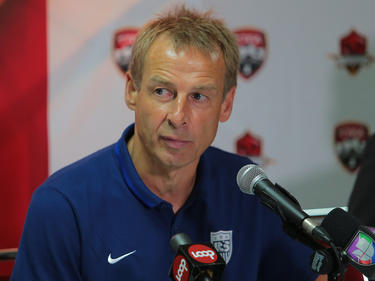Jürgen Klinsmann und seine US Boys sind zum Siegen verdammt