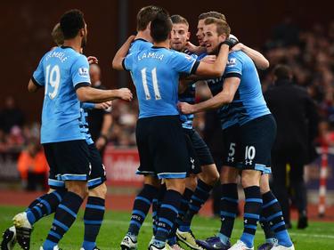 Die Spurs triumphieren auswärts bei Stoke City