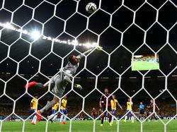 Die Brasilianer hatten im Juli 2014 das WM-Halbfinale in Belo Horizonte mit 1:7 gegen Deutschland verloren