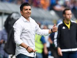 Kenan Kocak trainiert künftig den SV Sandhausen