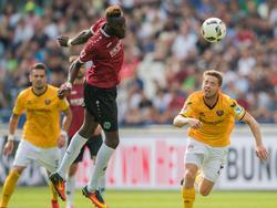 Salif Sané verlängert in Hannover