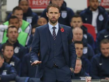 Englands Interimscoach Gareth Southgate will es ruhig angehen lassen