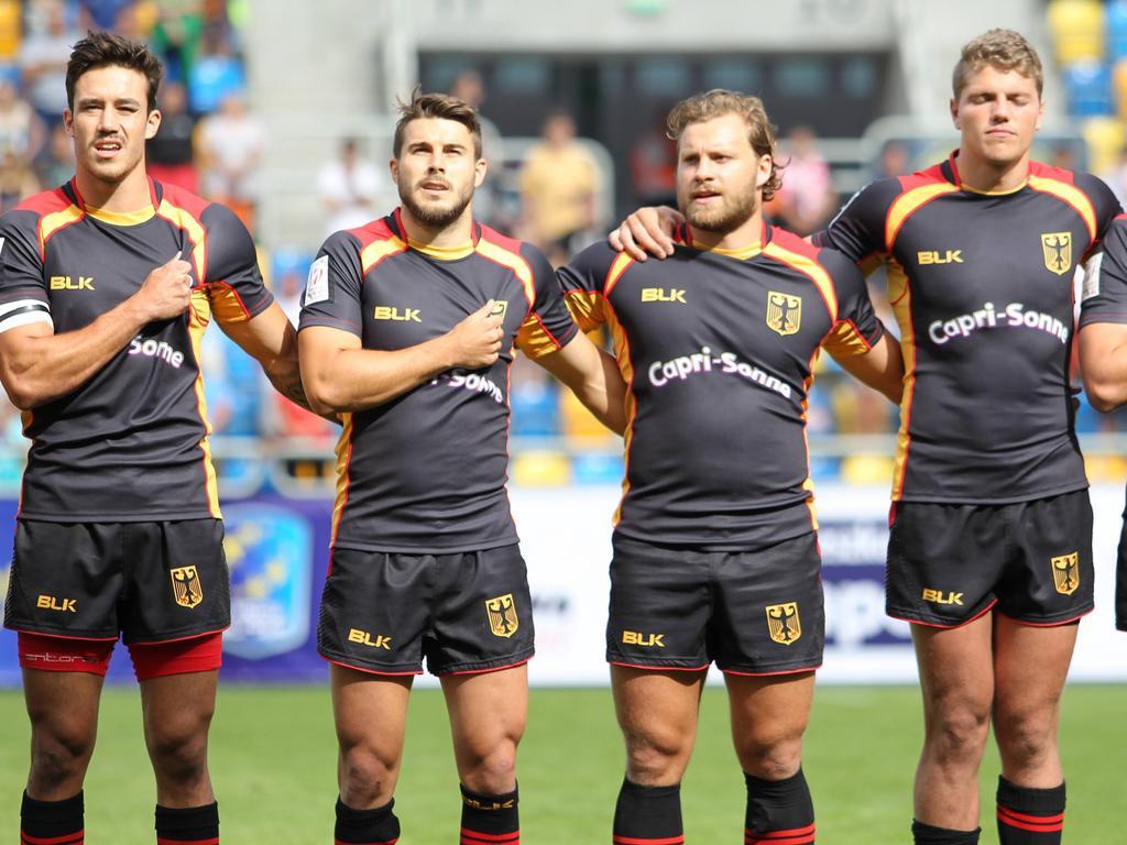 Rugby Deutschland Nationalmannschaft