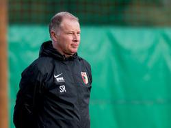 Stefan Reuter ist der Sportdirektor des FC Augsburg