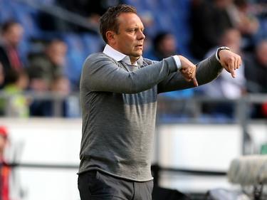 Geht mit viel Demut in die neue Saison: André Breitenreiter