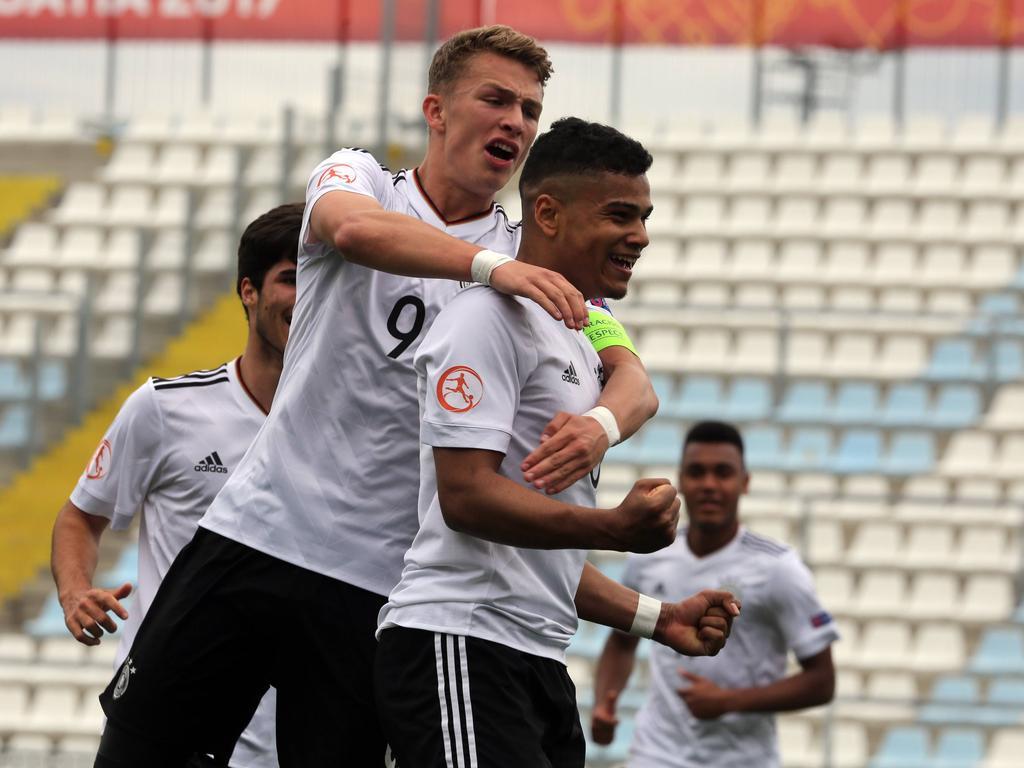 U17 im Halbfinale ohne Verteidiger Boller - Wück setzt auf Offensive