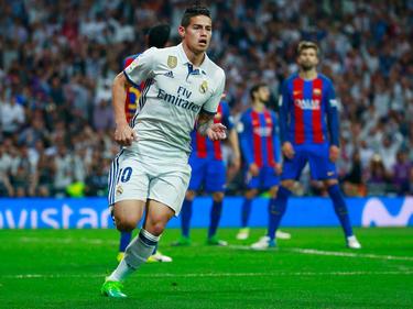 James soll Real Madrid für eine Rekordsumme verlassen