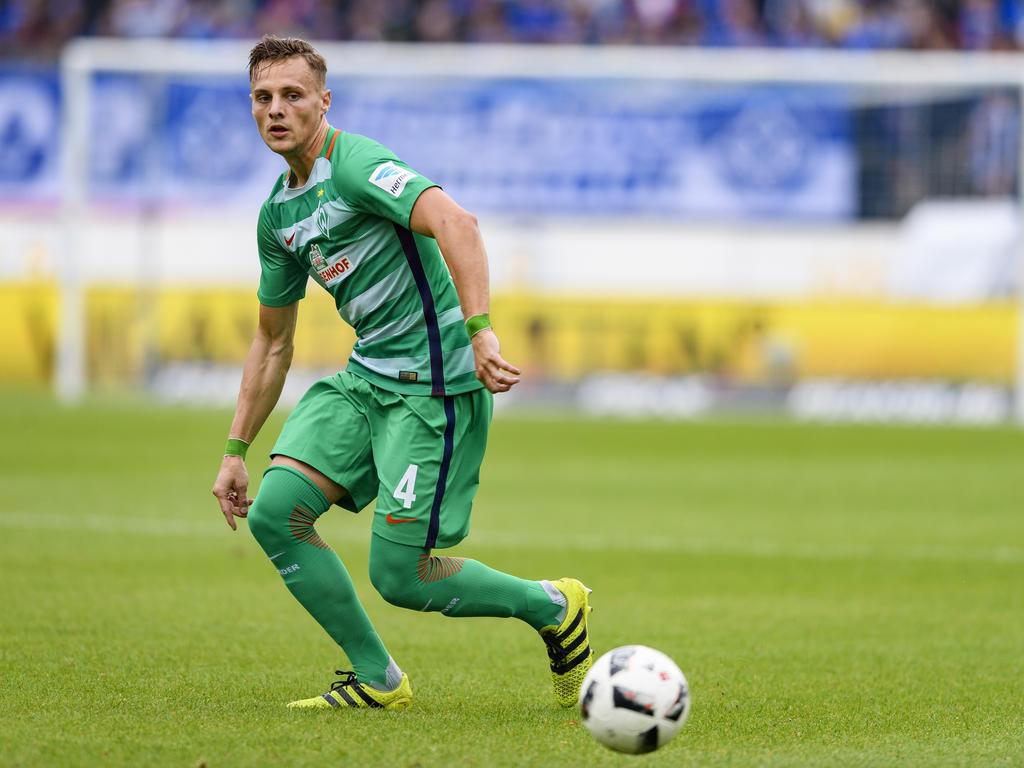 Robert Bauer (Werder Bremen)