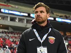 AndréVillas-Boas ist für acht Spiele gesperrt worden