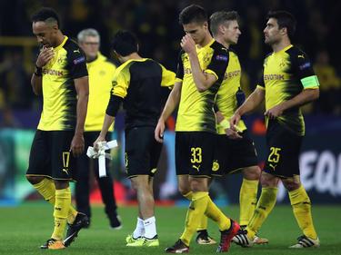 Borussia Dortmund steht in der Königsklasse vor dem Aus