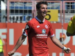 Julian Derstroff wechselt zum SV Sandhausen