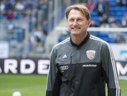 Ralph Hasenhüttl soll neuer Trainer in Leipzig werden