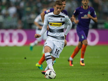 Thorgan Hazard will langfristig bei der Borussia bleiben