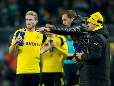 Thomas Tuchel und sein BVB wollen in der Champions League erfolgreich sein