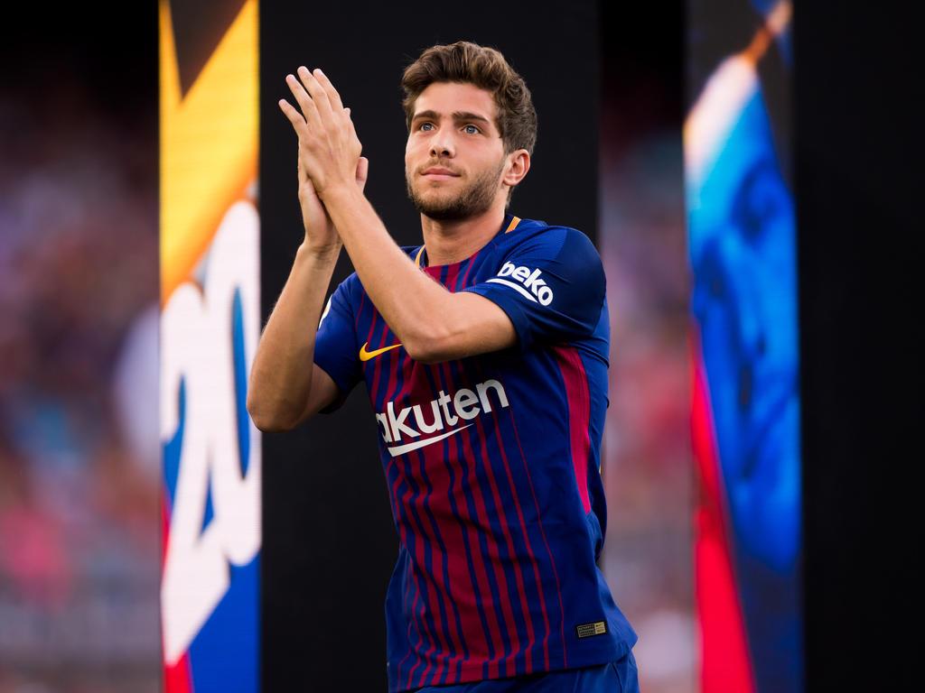 Sergi Roberto (FC Barcelona)