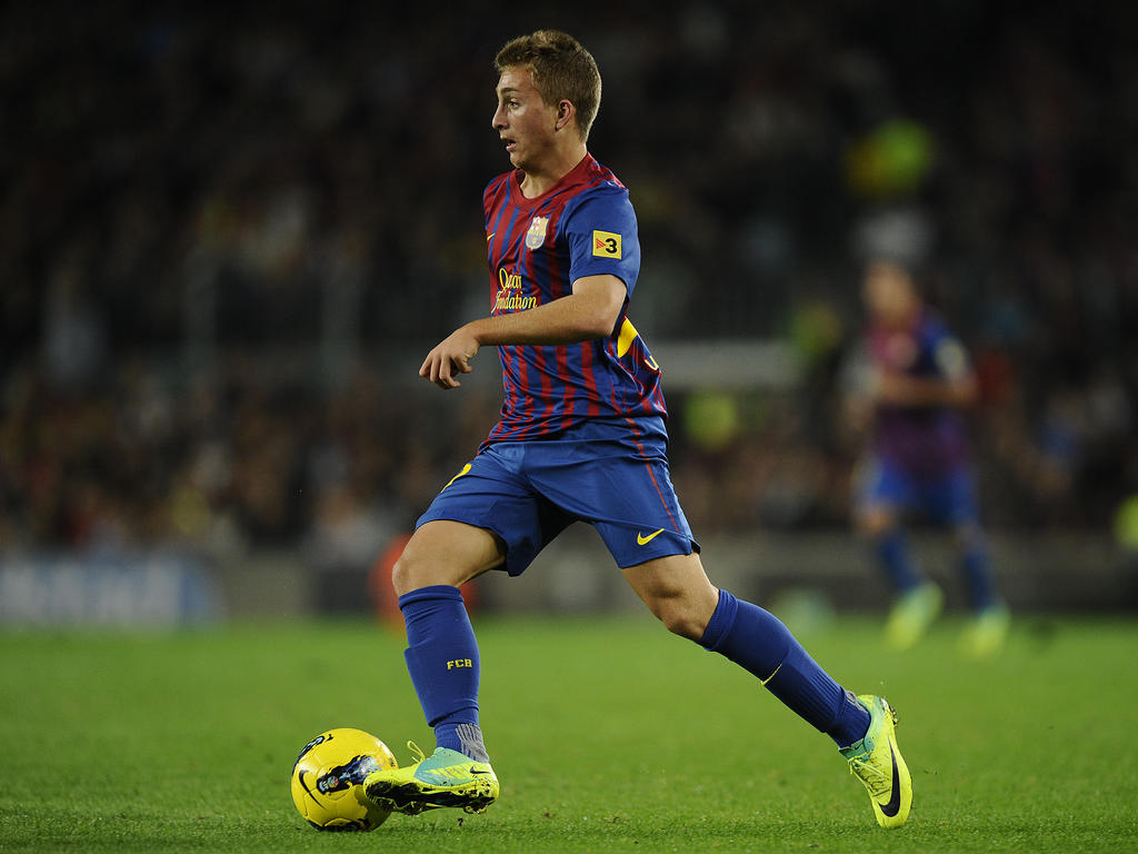 Gerard Deulofeu (FC Barcelona)