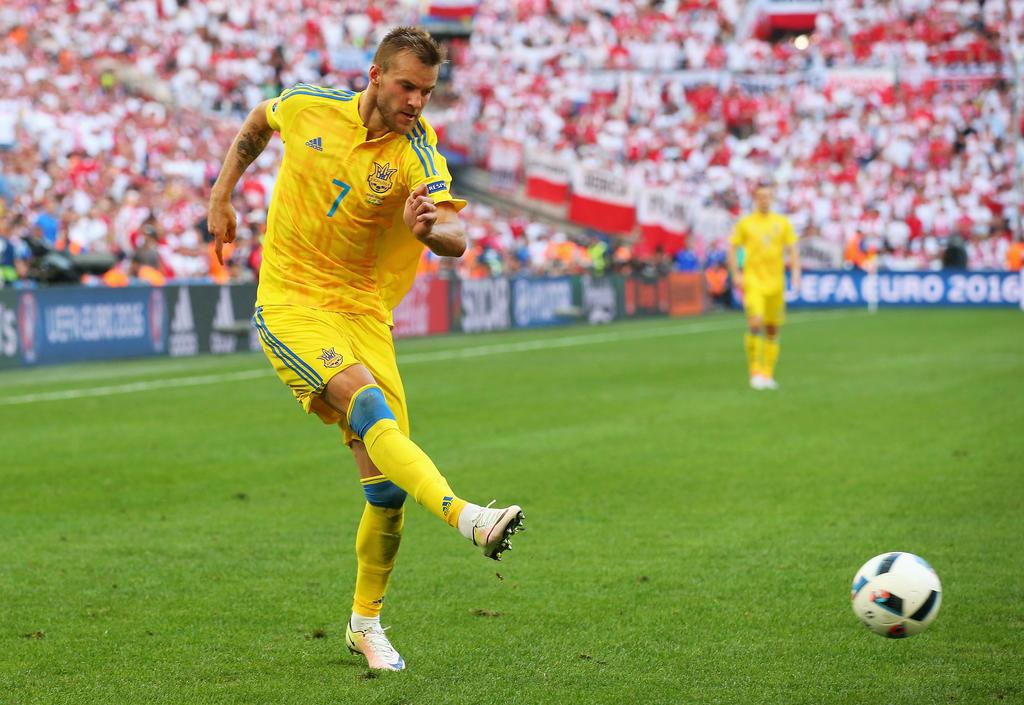 Andrey Yarmolenko (Borussia Dortmund)