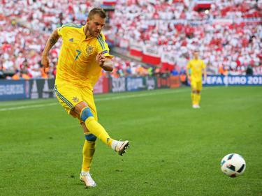 Andriy Yarmolenko stürmt künftig für den BVB