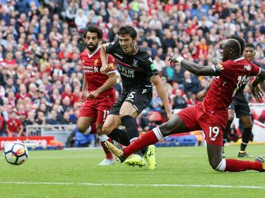 Sadio Mané hat Liverpool gegen Palace zum Sieg geschossen